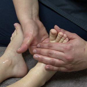 masajes de pies